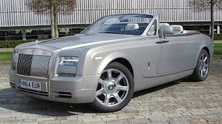 2015 Rolls-Royce Phantom Drophead Coupé Start Up, Exhaust, and In Depth Review