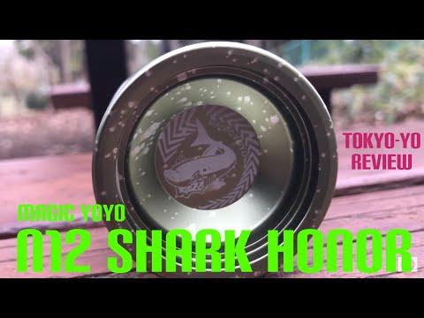 TokYo-Yo Reviews: Magic Yoyo N12 Shark Honor