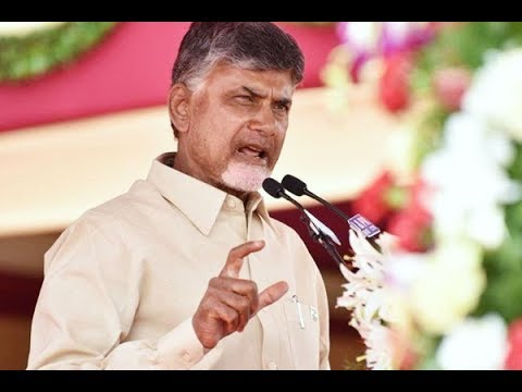Chandrababu Naidu LIVE  @ Pratibha Awards ceremony || Ongole - TV9
