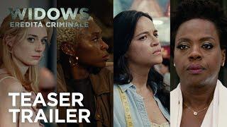 Widows - Eredità Criminale | Teaser Trailer HD | 20th Century Fox 2018