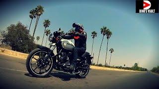 Royal Enfield Thunderbird 350x First Ride Review #Bikes@Dinos