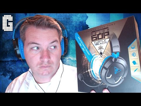 First Look! Turtle Beach Ear Force Recon 60P REVIEW!