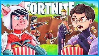 *NEW* SEASON 4 SKINS, EMOTES, LOCATIONS in Fortnite: Battle Royale! (Funny Moments & Dusty Divot)