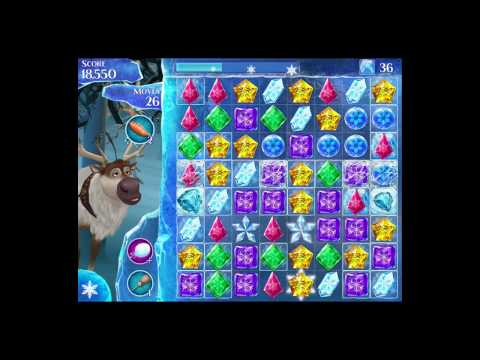 Disney Frozen Free Fall Level 95
