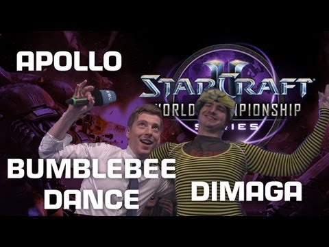 WCS Extra: Apollo and Dimaga Bumble Bee Dance