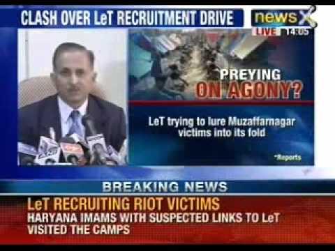 Muzaffarnagar riot: Delhi police looking out for three more terrorists in Muzaffarnagar - NewsX