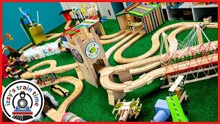 Thomas and Friends   100% CUSTOM DESTINATIONS! Fun Toy Trains for Kids