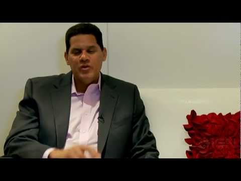 The State of Nintendo - Reggie Fil-Amie E3 2012 Interview - 3DS &amp; Wii U