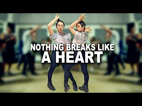 Nothing Breaks Like A Heart - Mark Ronson Ft. Miley Cyrus   ZD-EBI Choreography & UQN Dance Studio