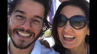 aos 31 anos, namorado de Fátima Bernardes, Túlio Gadêlha, descobre doença séria.