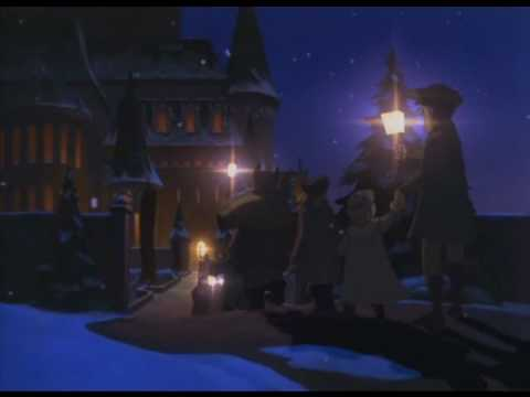 Beauty and the beast the enchanted christmas Swedish Fyll vår sal