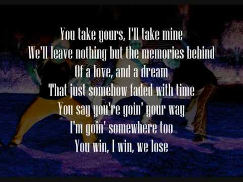 Kenny Chesney - You Win, i Win, we Lose