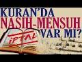Kuran'da Nasih Mensuh var mı? - Kuran'a Göre Alkol Haram mı? / Caner Taslaman - Mustafa İslamoğlu