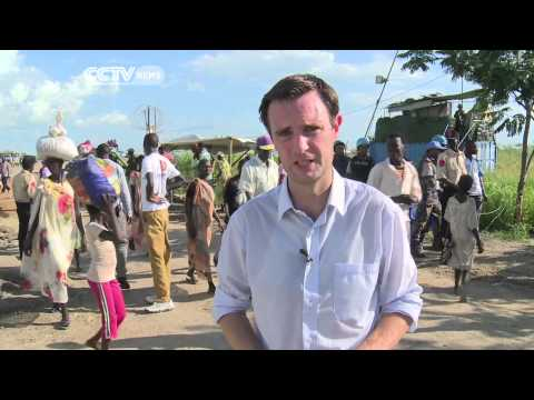 South Sudan's Displaced Persons