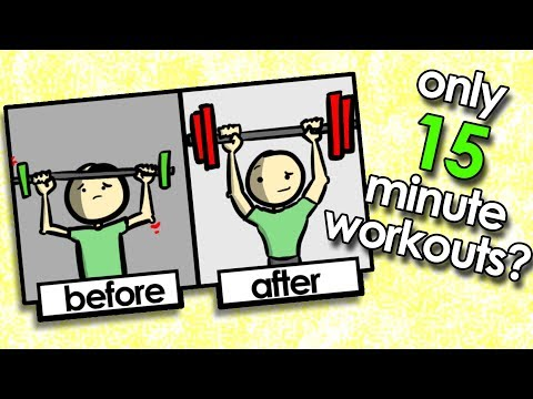 Are 15 Minute Workouts Good Enough?