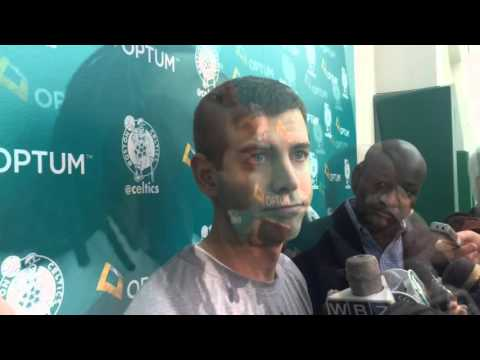 Brad Stevens, Jae Crowder discuss upcoming matchup with Cleveland Cavaliers