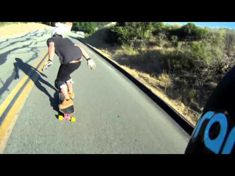 SBeazy Longboarding: Flying Low
