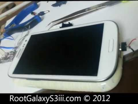 USB Jig For Galaxy S3