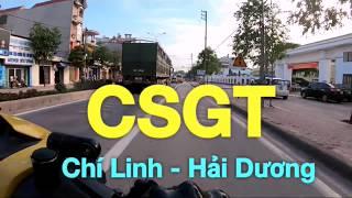 CSGT. Chí Linh - Hải Dương