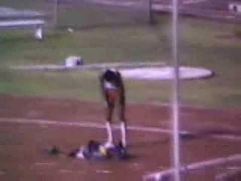 Javier Sotomayor (CUB) 2.44 (1989)