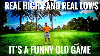 Real Highs And Real Lows - It's A Funny Old Game - Torrequebrada GC Part 1