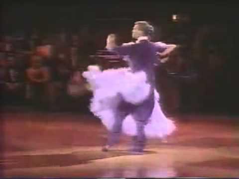 John Wood & Anne Lewis (Gleave) Tango