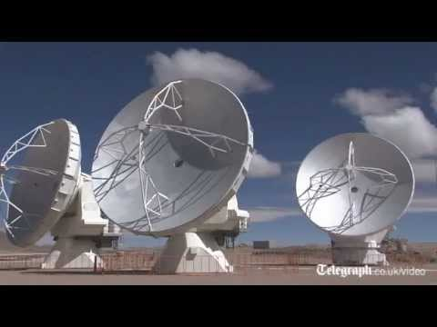 Alma telescope 'is a game-changer'