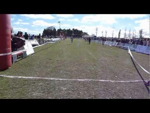 XLI Cross Nacional de Cantimpalos 2012. Carrera Femenina. llegada 8/12/2012 (2)