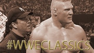 WWE Classics - Brock Lesnar vs. Test