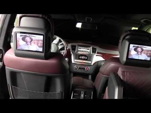 2013 Mercedes Benz GL350 BlueTec SUV, Diesel, Detailed Walkaround
