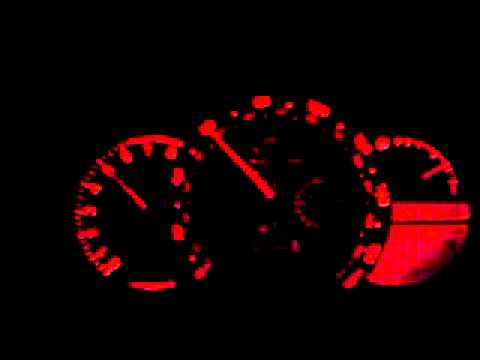 De 0 a 100 millas o de 0 a 160 kilometros