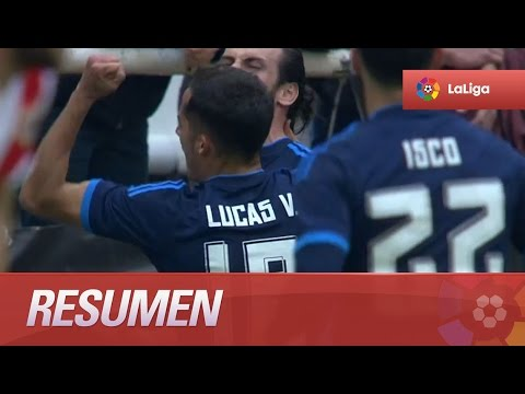 Resumen de Rayo Vallecano (2-3) Real Madrid