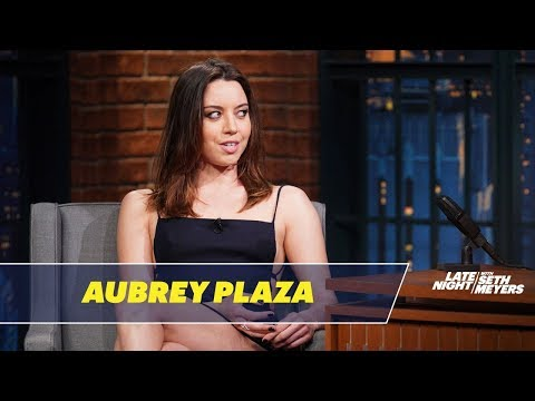 Aubrey Plaza Listened to People Screaming to Get Inspired for Legion