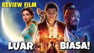 "REVIEW FILM ""ALADDIN"" (2019) INDONESIA - MEGAH!"