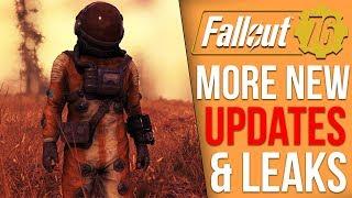 Fallout 76 News - New Updates, Bethesda Leak, Bethesda Responds to Data Glitch