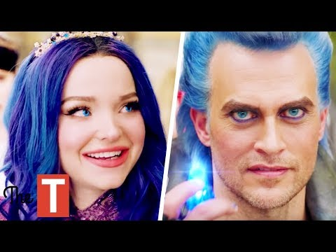 Descendants 3 What Nobody Realizes About Hades In New Trailer