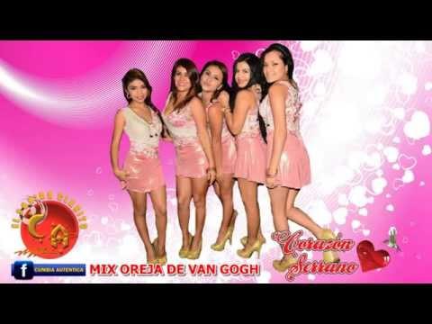 MIX OREJA DE VAN GOGH - CORAZON SERRANO  PRIMICIA 2015