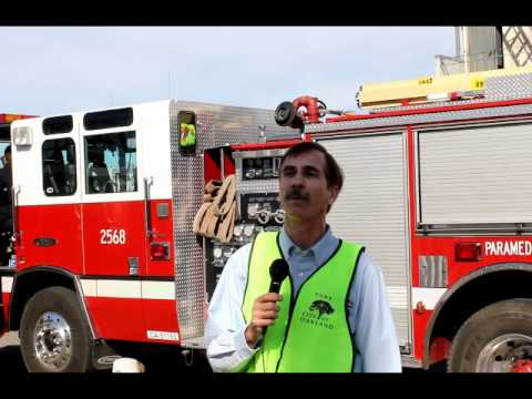 CORE Citywide Exercise 2011 Promo: Communications