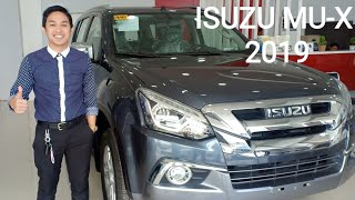 2019 Isuzu MU-X in Philippines | Exterior and Interior Full Review 2019
