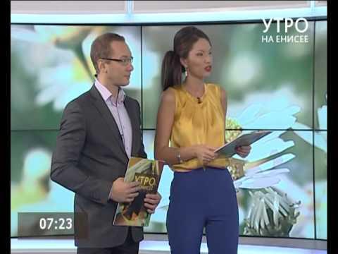 Талант Рустамов - Popping / Утро на Енисее 23.10.2014