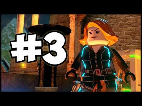 LEGO MARVEL AVENGERS - LBA - Episode 3 : Hulk Selfie!