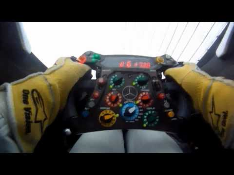 F1 2011 - Mercedes GP - Onboard cameras with Schumacher and Rosberg in the MGP W02