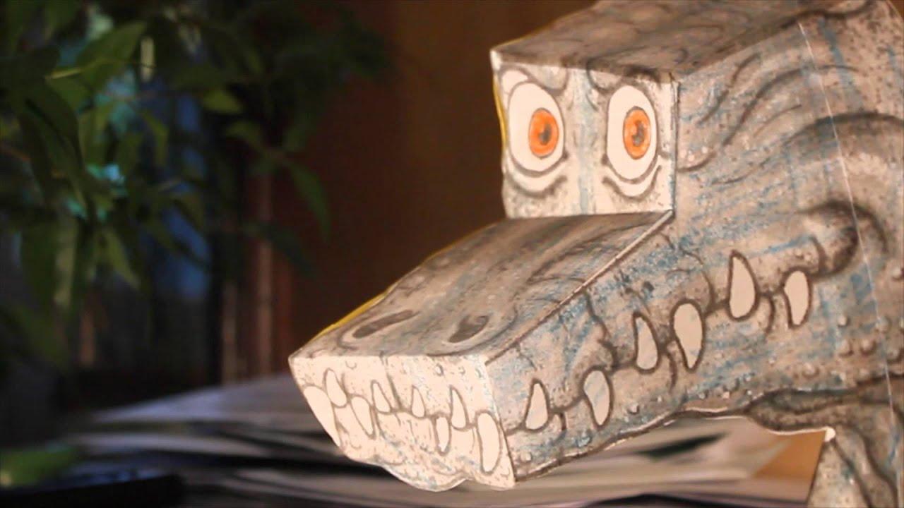 The Gathering For Gardner Paper Dragon Illusion