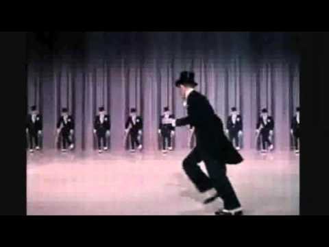 Fred Astaire. Put it on the Ritz.