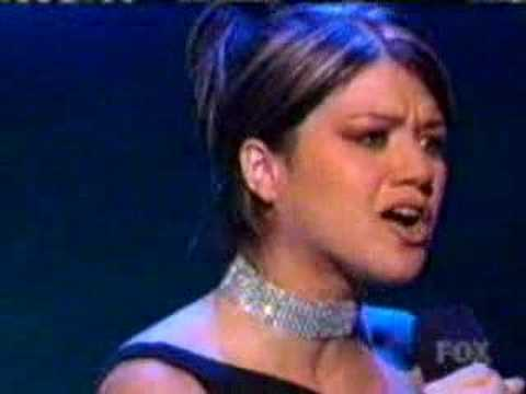 Kelly Clarkson - American Idol 1 - I Surrender video