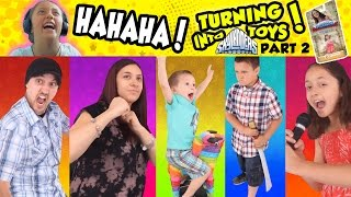 Lexi Makes Fun Of Us All Turning Into Skylanders Toys Update Part 2 3d Printing Adventure
