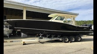 2019 Scout 355 LXF Boat For Sale at MarineMax Charleston