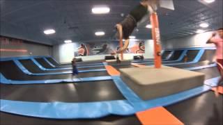 GoPro HERO3: Trampoline Park (Get Air Tricities)