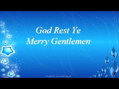 Gray, Michael - God rest you merry, gentlemen