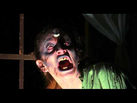 The Evil Dead (1981) Best Scenes: Cheryl is Possessed